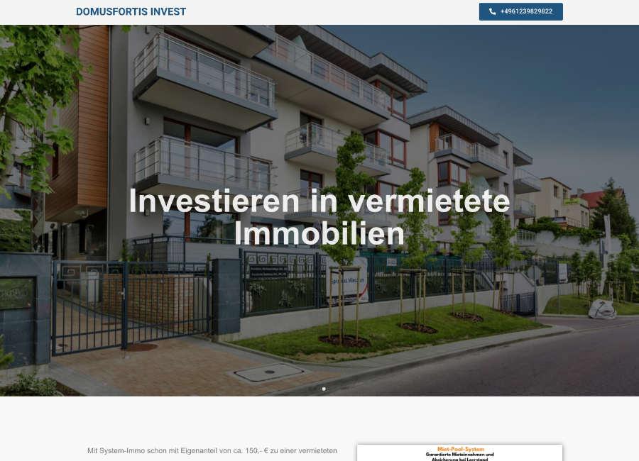 Domusfortis Invest
